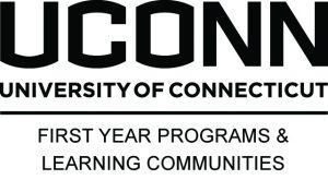 UConn FYP&LC Logo