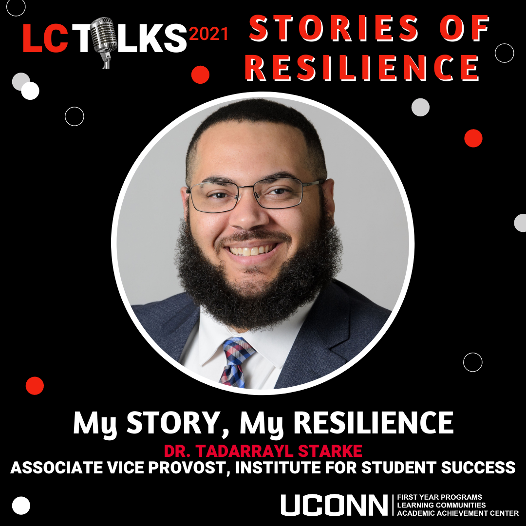 My Story My Resilience Dr. Starke ISS