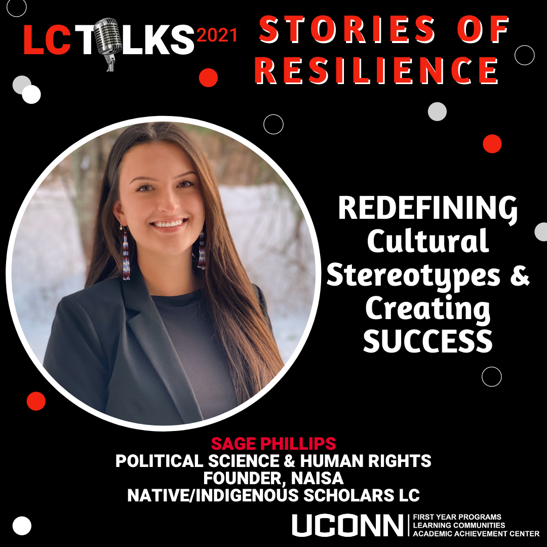Redefining Cultural Stereotypes and Creating Success Sage Phillips