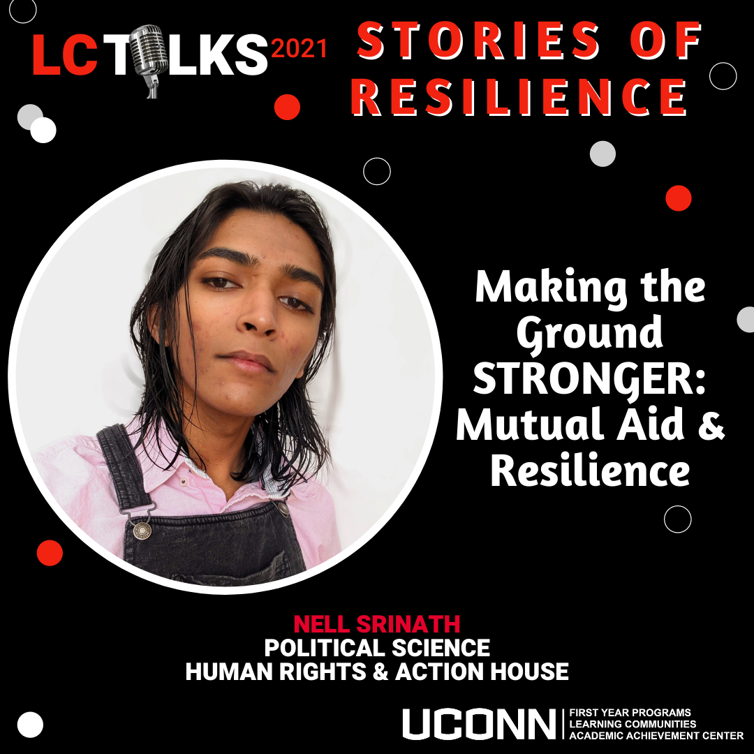 Making the Ground Stronger Mutual Aid and Resilience Nell Srinath
