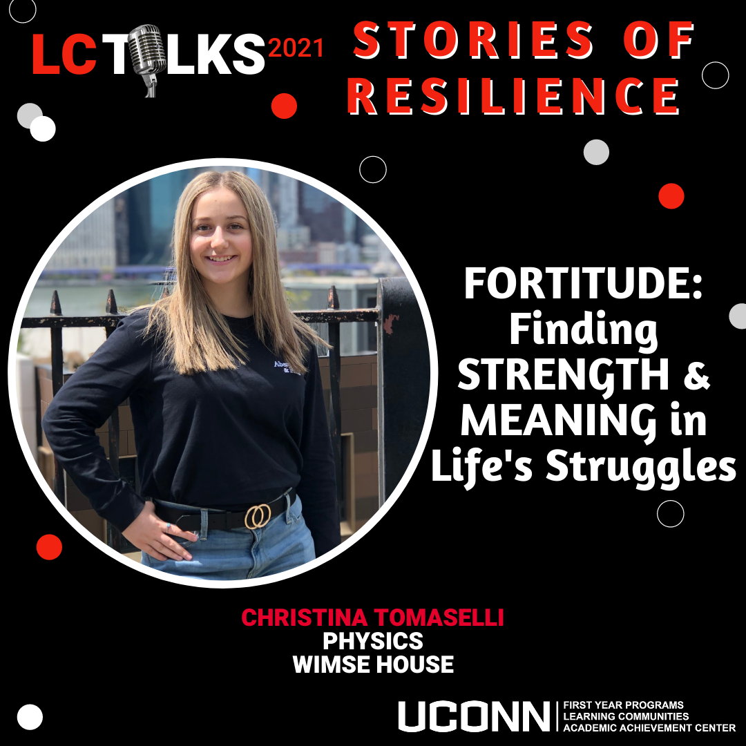 Fortitude Finding Strength and Meaning in Life's Struggles Christina Tomaselli