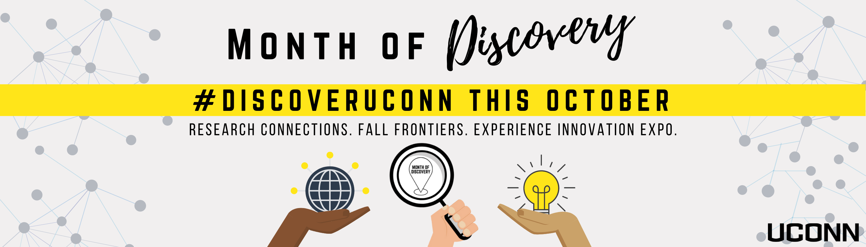 Month of Discovery Web Banner